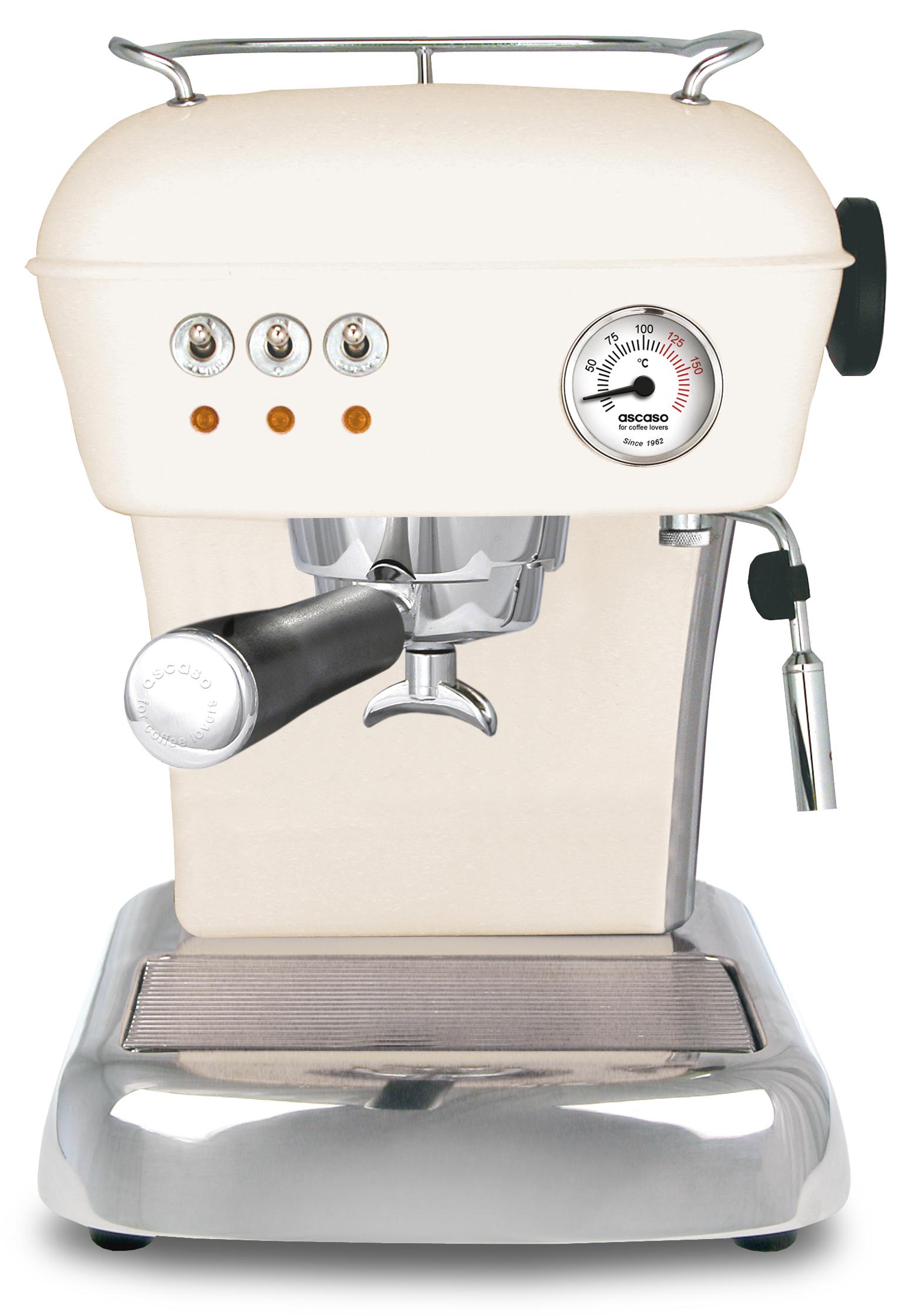 Ascaso DREAM Espressomaskin Cream