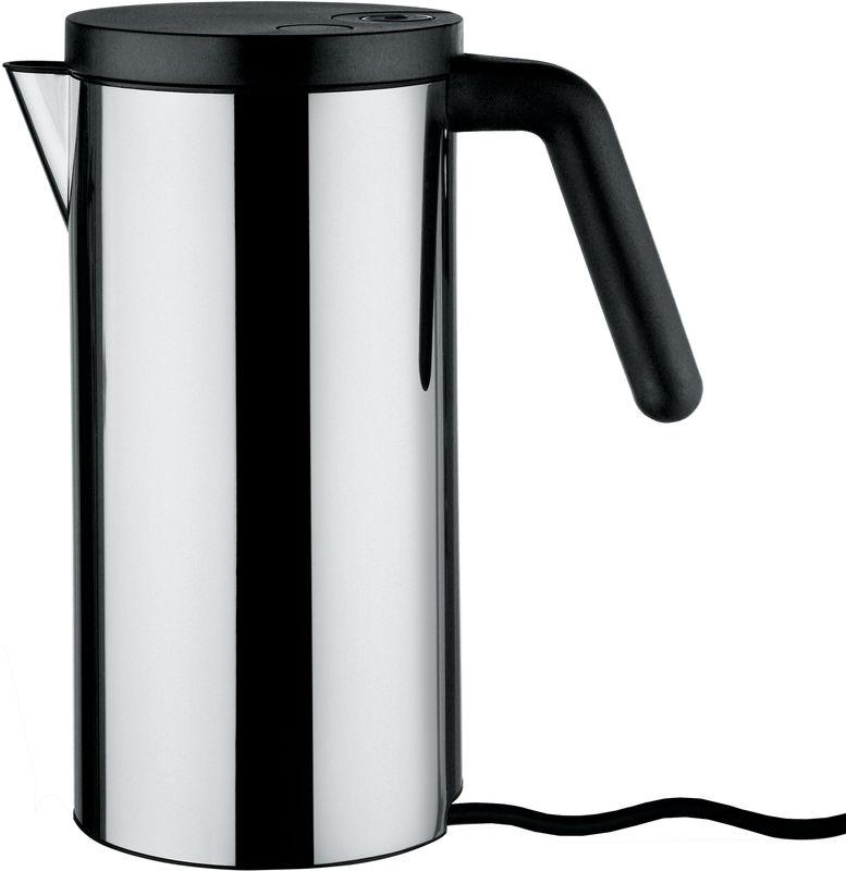 Alessi Hot-it Vattenkokare 1,4 liter Svart