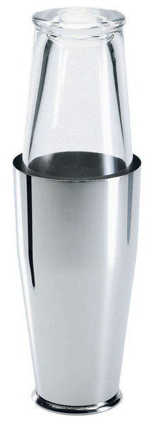 Alessi Boston Cocktail Shaker för Glas 50 cl