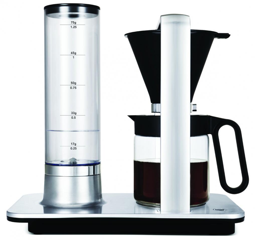 Wilfa Kaffebryggare Metall med Flow Control