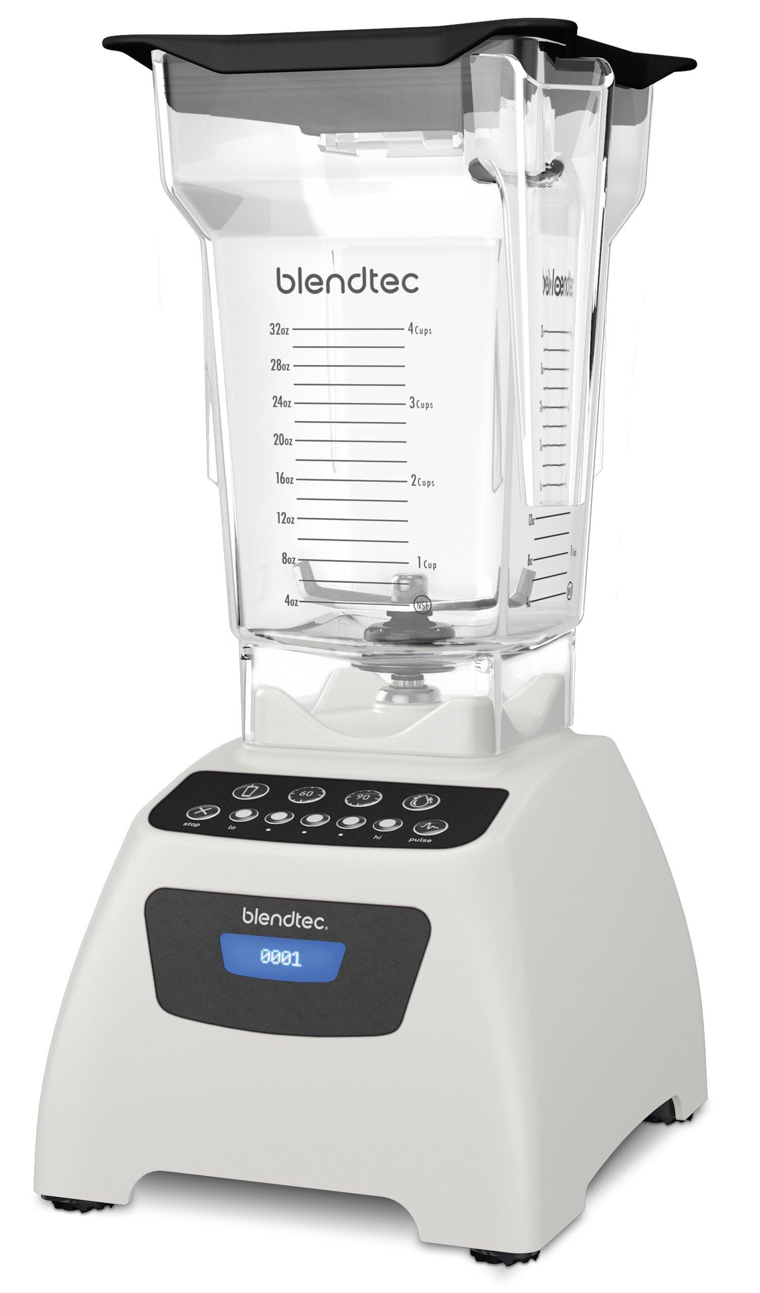 Blendtec Blender Classic 575 Polar White