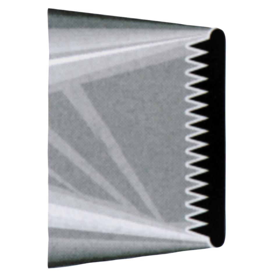 Spritstyll Stor Flätmönster 45 mm