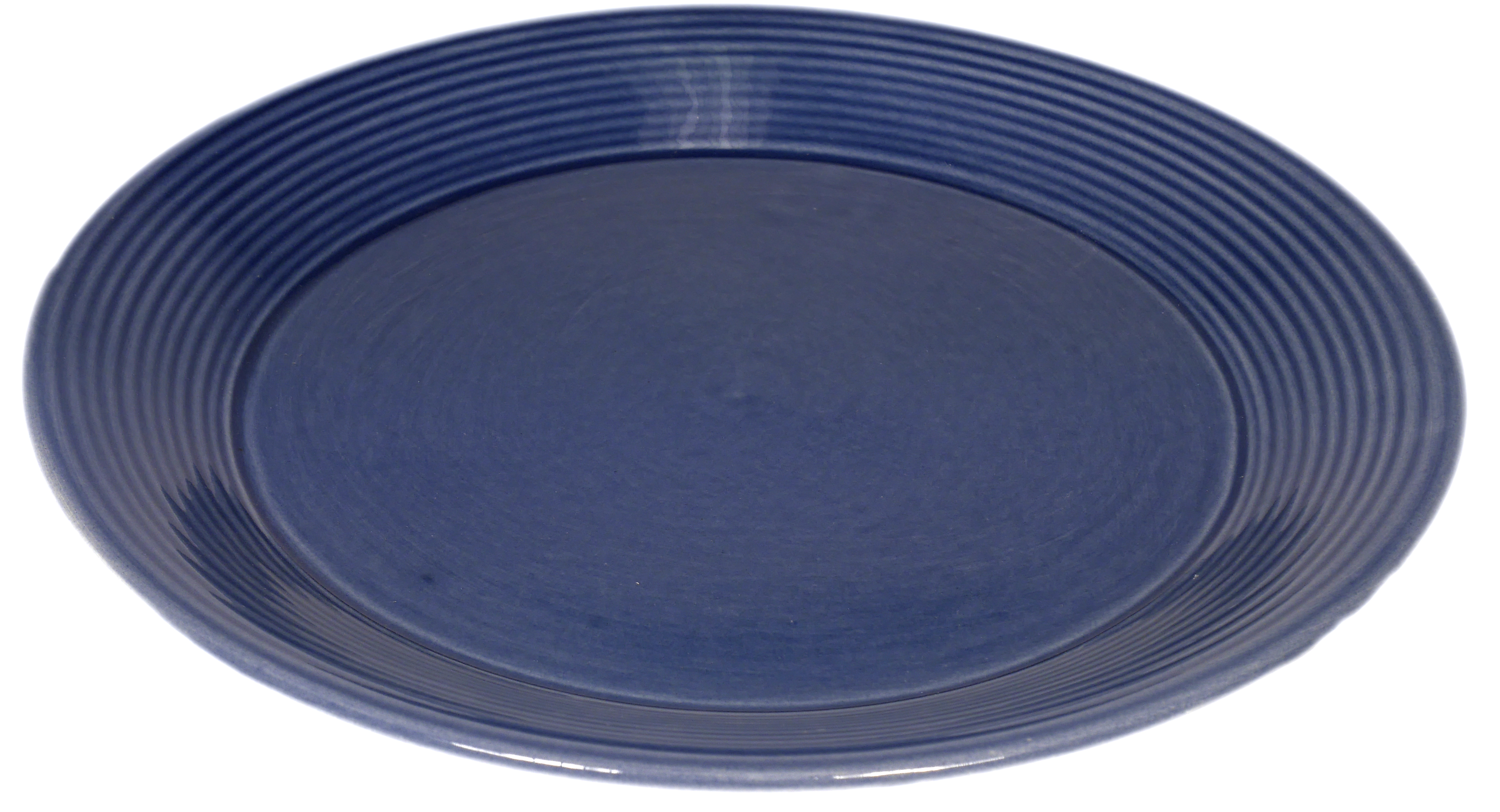 Gerbera Tallrik Algarve Marinblå 23 cm