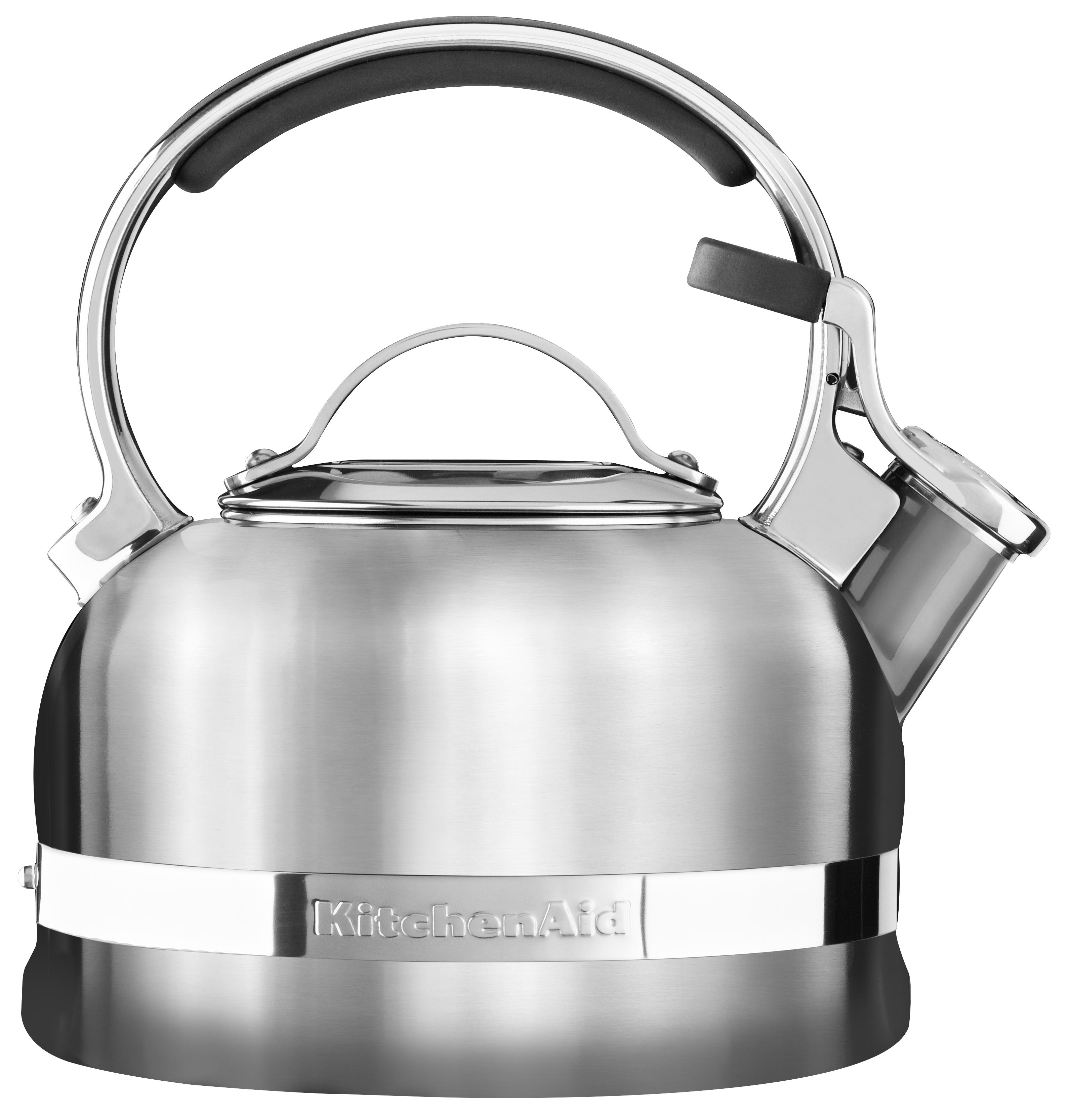 Storslått Kjøp KitchenAid Fløytekjele Stål 1,9 liter - Bakerenogkokken.no RJ-31