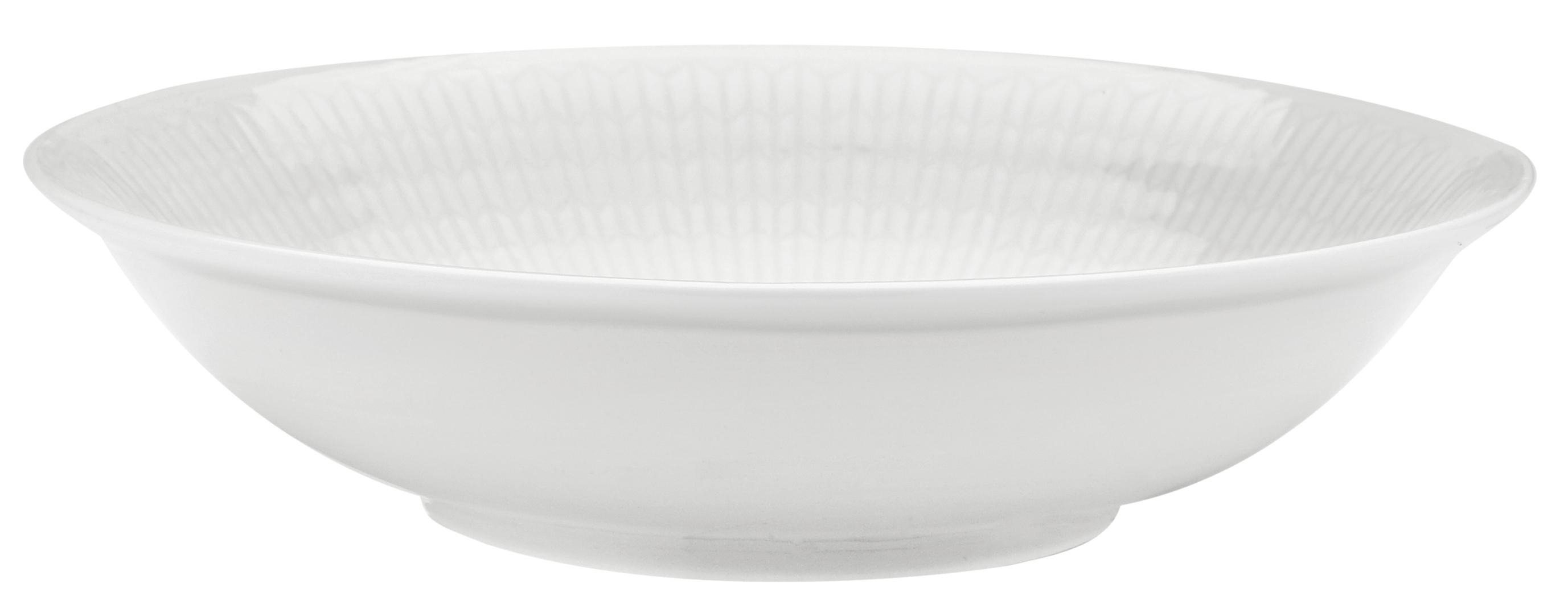 Rörstrand Swedish Grace Snö Tallrik djup 19 cm