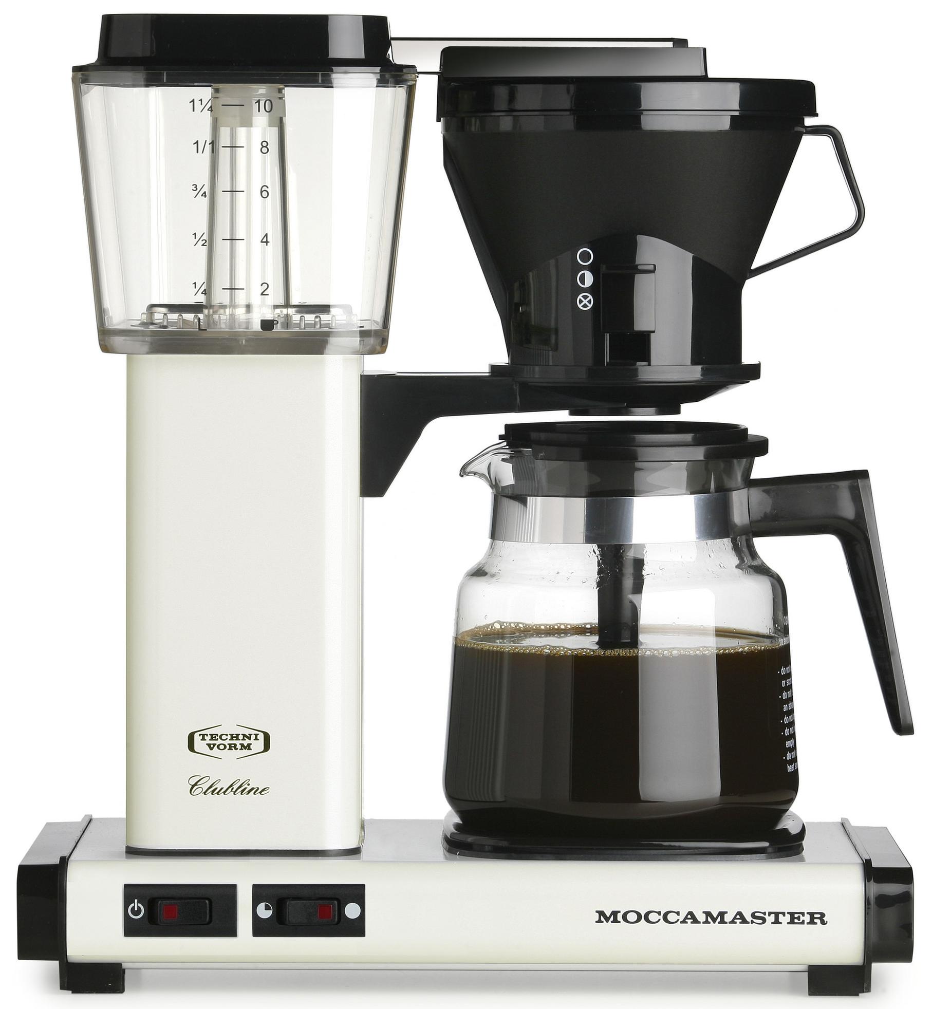 Moccamaster Kaffebryggare KB952AO Cream