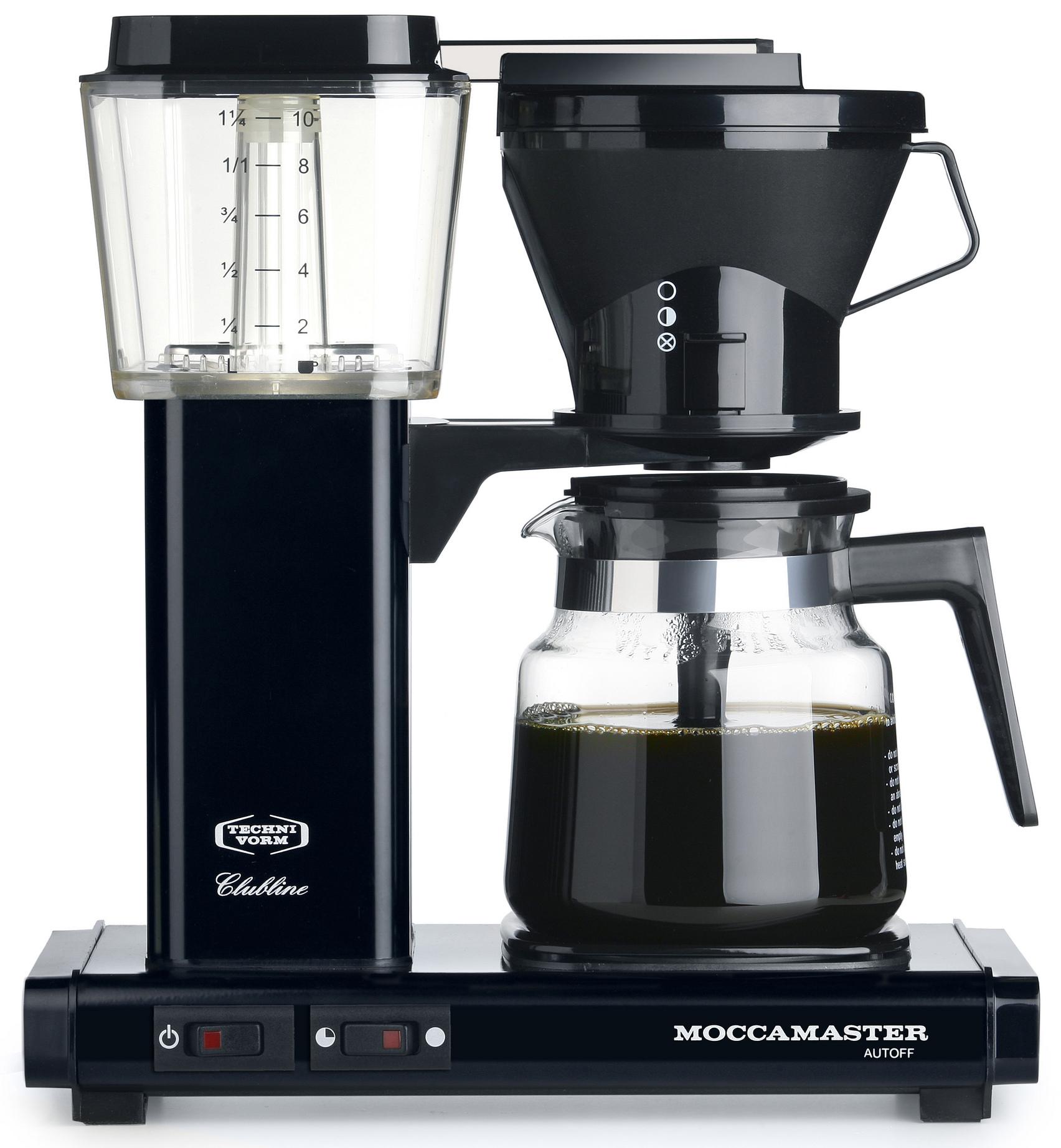 Moccamaster Kaffebryggare KB952AO Svart