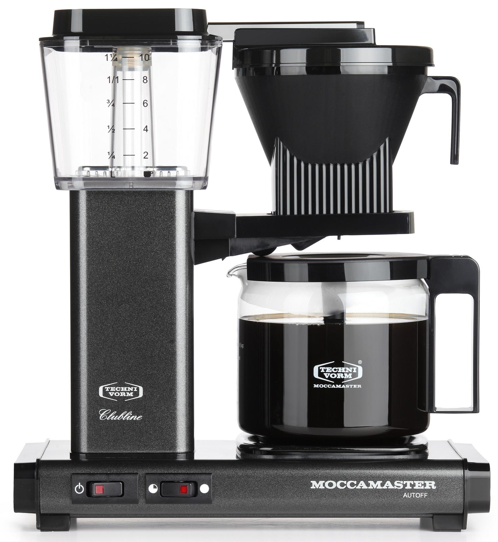 Moccamaster Kaffebryggare KBG962AO Antracit