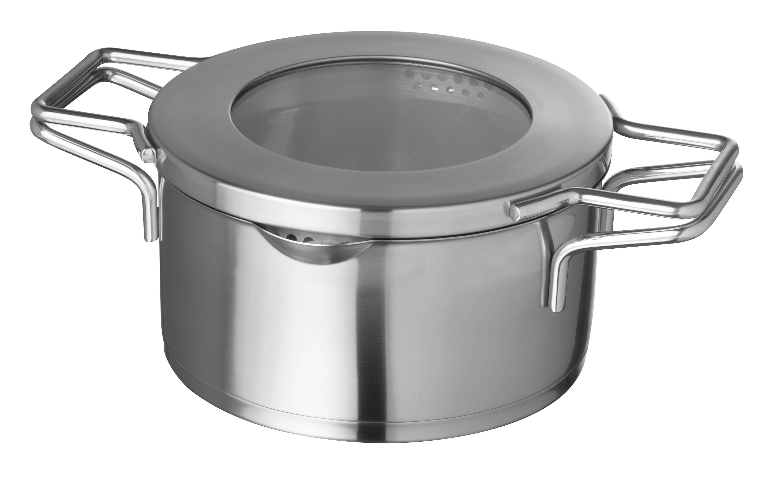OBH Nordica Supreme Steel Gryte 3 liter