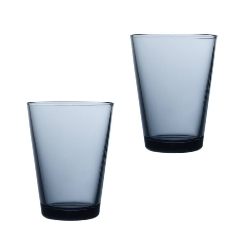 Iittala Kartio Glass 40 cl Regn 2-pack