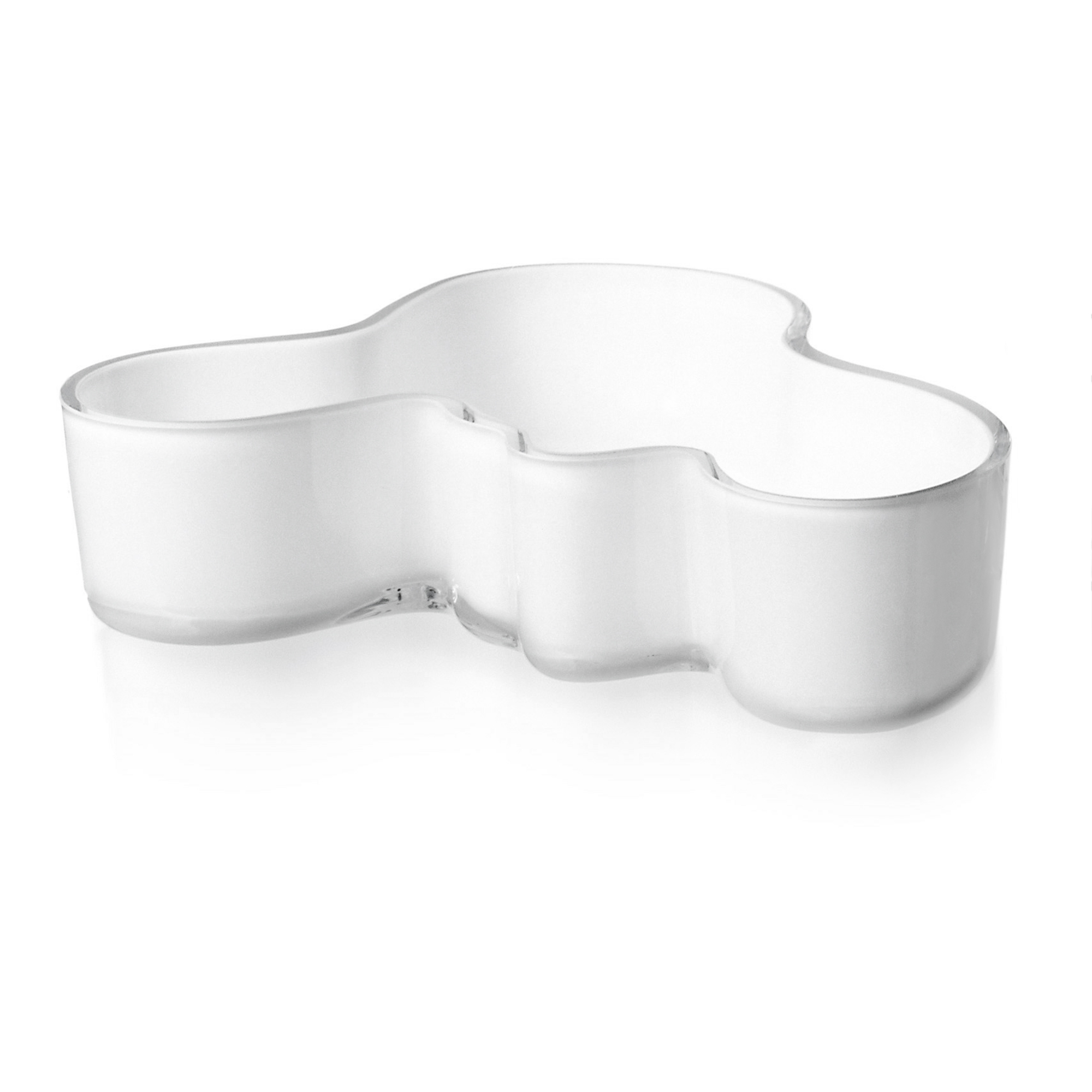 Iittala Alvar Aalto Collection Skål 195×50 mm Vit