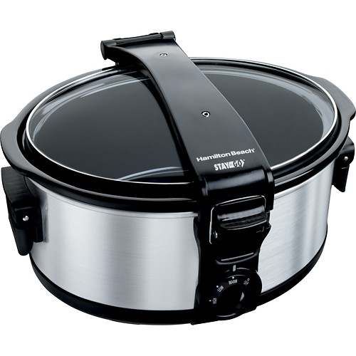 Hamilton Beach Slowcooker Stay or Go 55 L