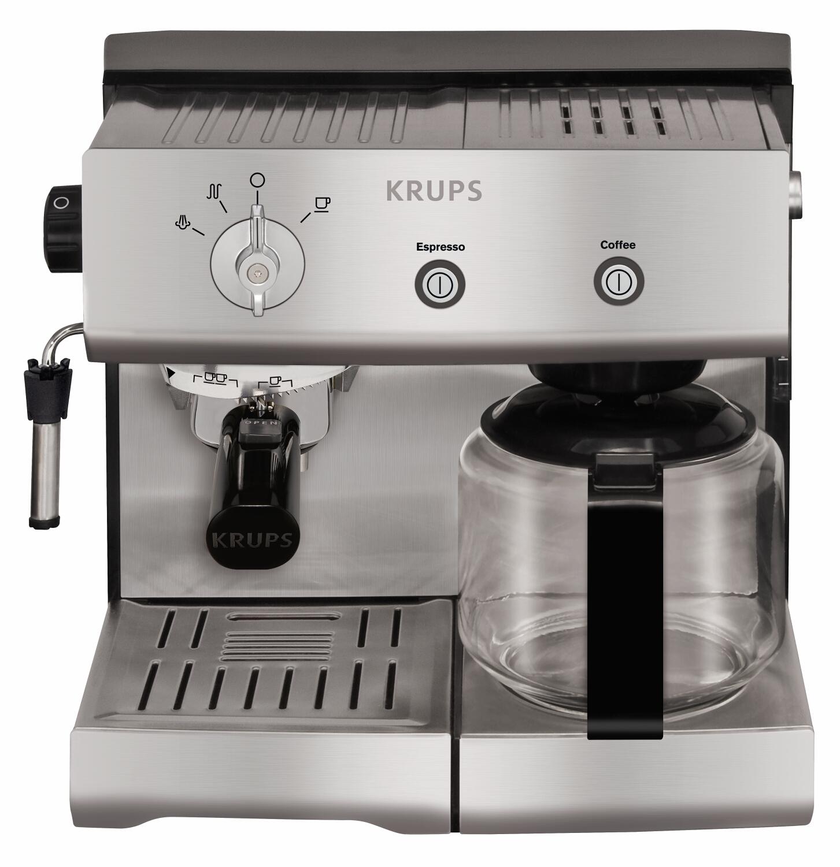 Krups Espressomaskin Espresseria Combi XP2240