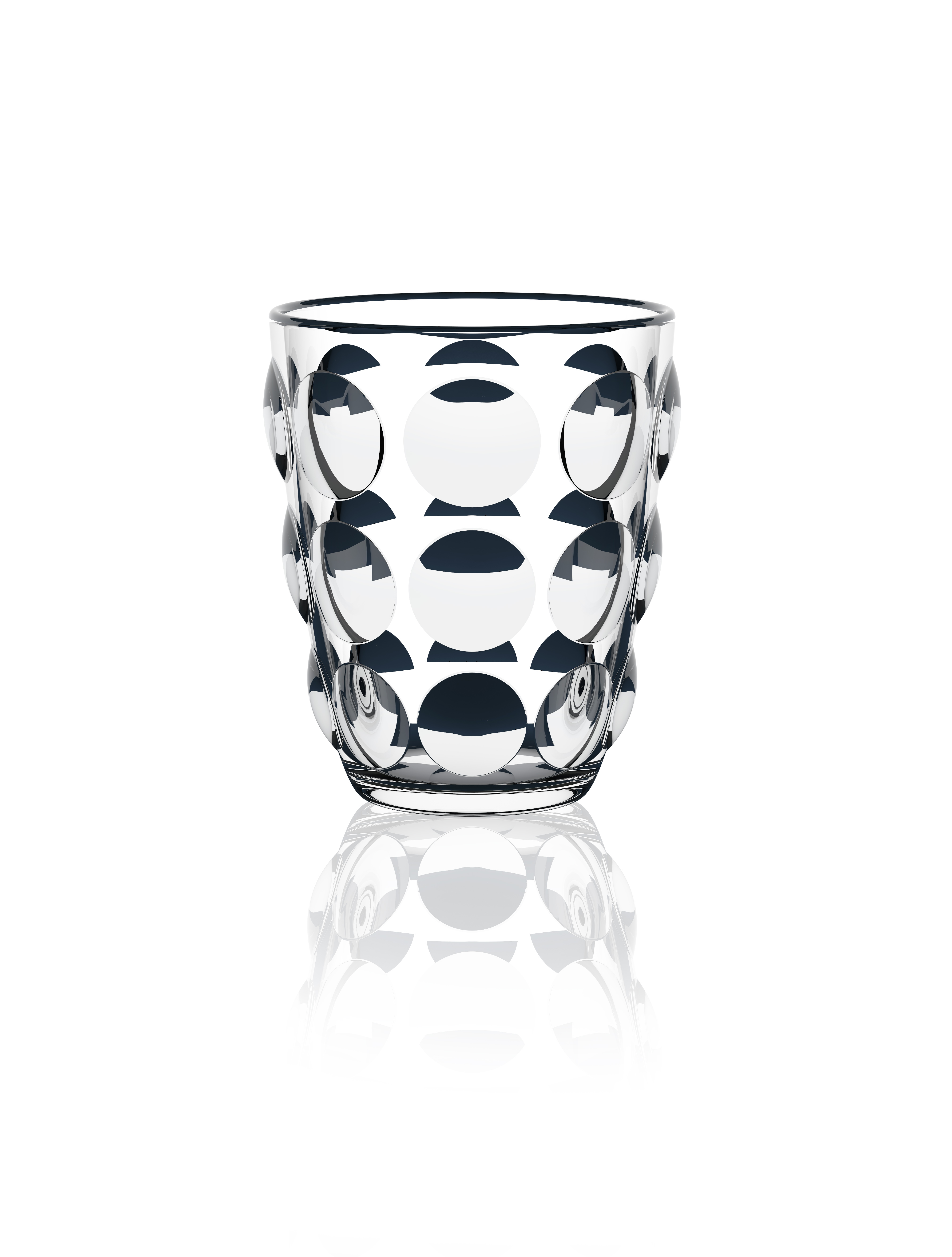 Italesse Bolle Tumbler Glas 34 cl 6-pack