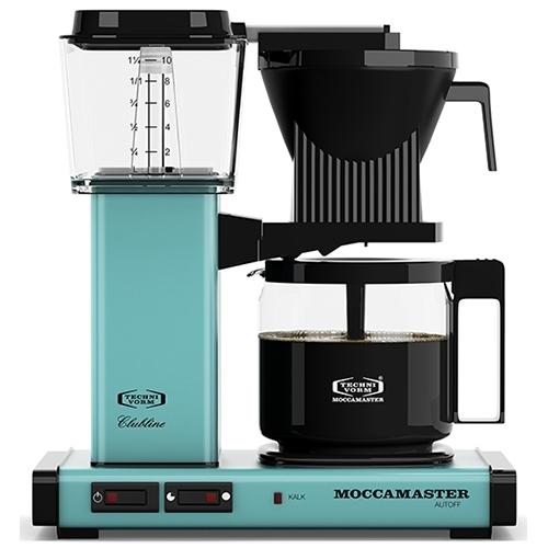 Moccamaster Kaffebryggare KBGC982AO Turkos