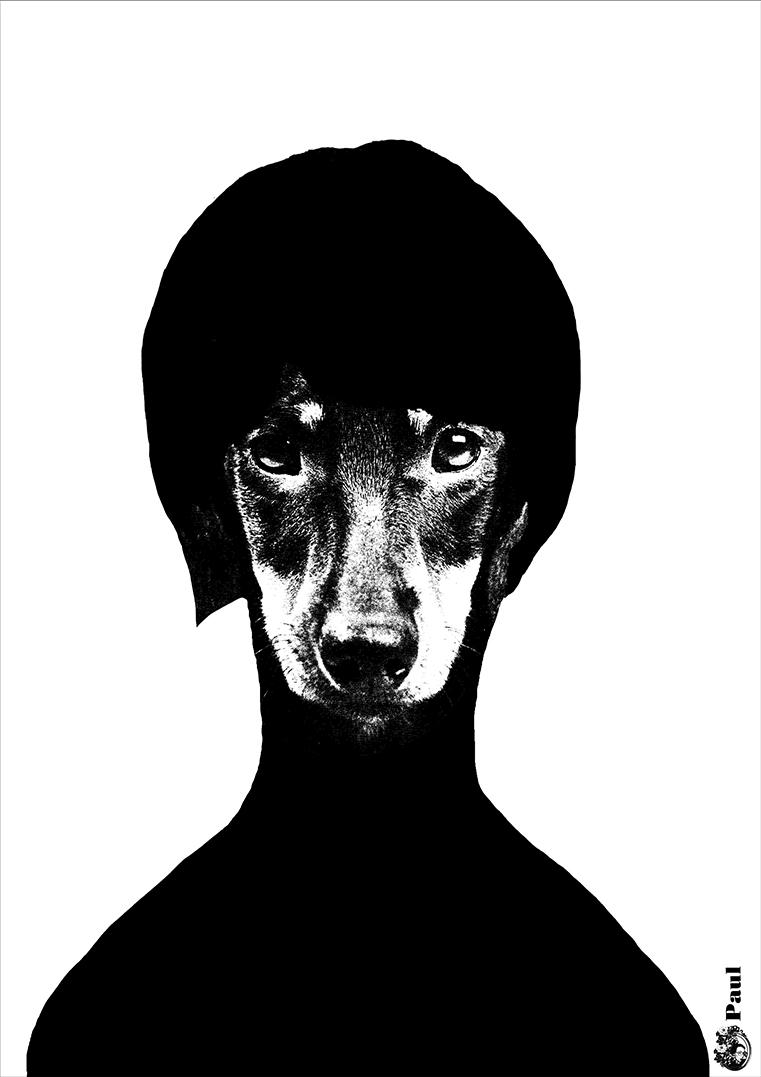 Lisa Bengtsson Poster Tillsammans Paul A4
