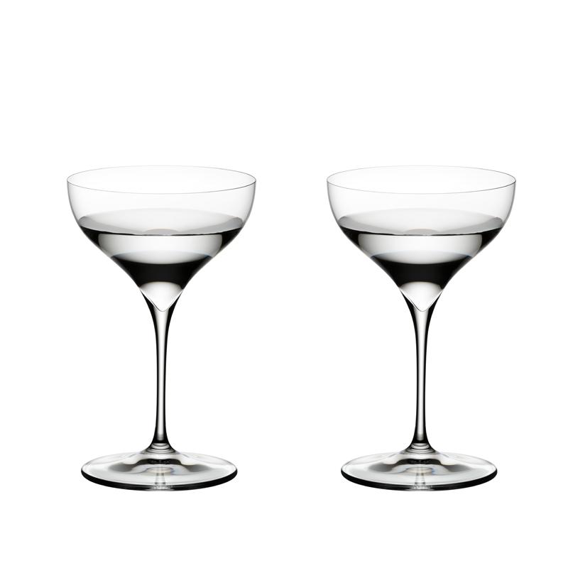 Riedel Grape Martiniglas 27,5 cl 2-pack