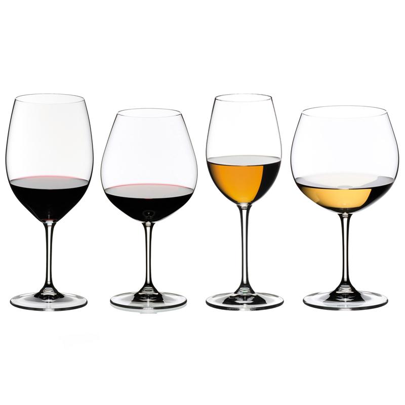 Riedel Vinum Vinprovarglas 4-pack