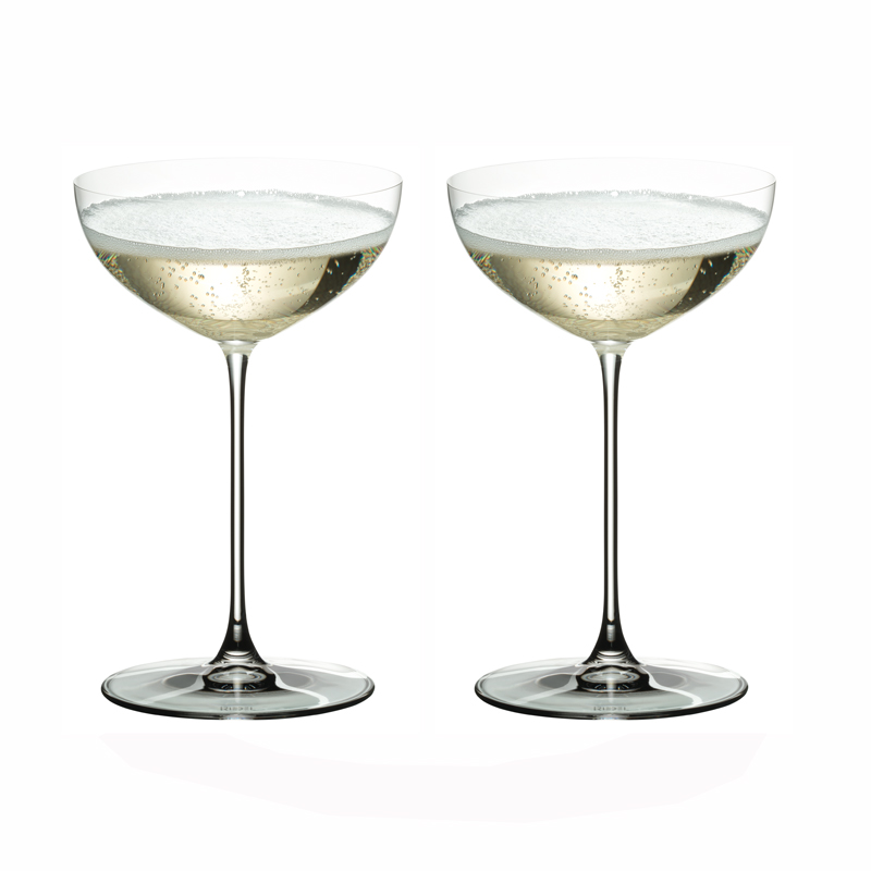 Riedel Veritas Coupe- & Cocktailglas 24 cl 2-pack