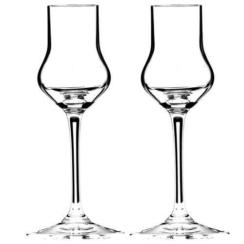 Riedel Vinum Spirits/Destillate Snapsglas 8 cl 2-pack