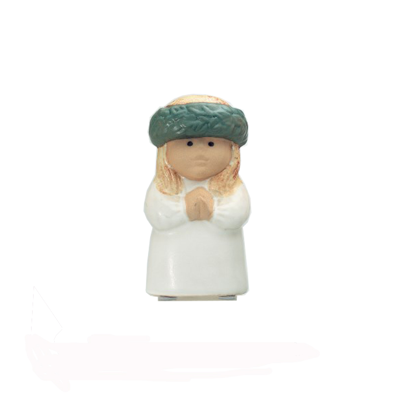 Rörstrand Adventsbarn Lucia 11 cm