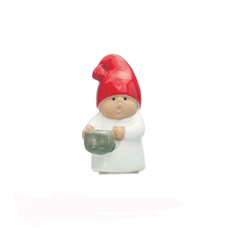 Rörstrand Adventsbarn Tomte 12,5 cm