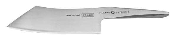 Chroma type 301 Design by F. A. Porsche Hakata Santokukniv 18 cm