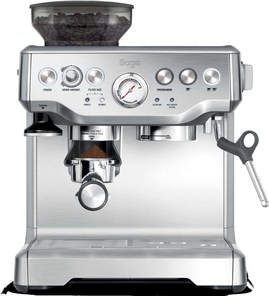 bästa espresso maskinen