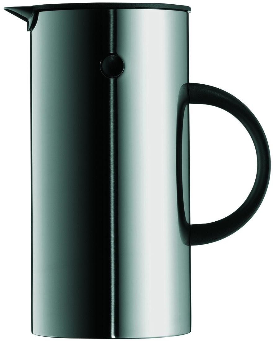 Stelton EM Kaffepress 8 koppar – rostfri