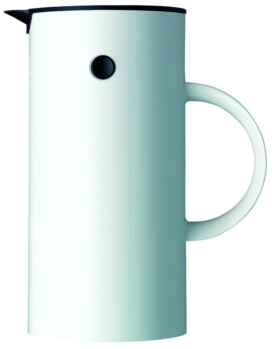 Stelton EM Kaffepress 8 koppar - vit