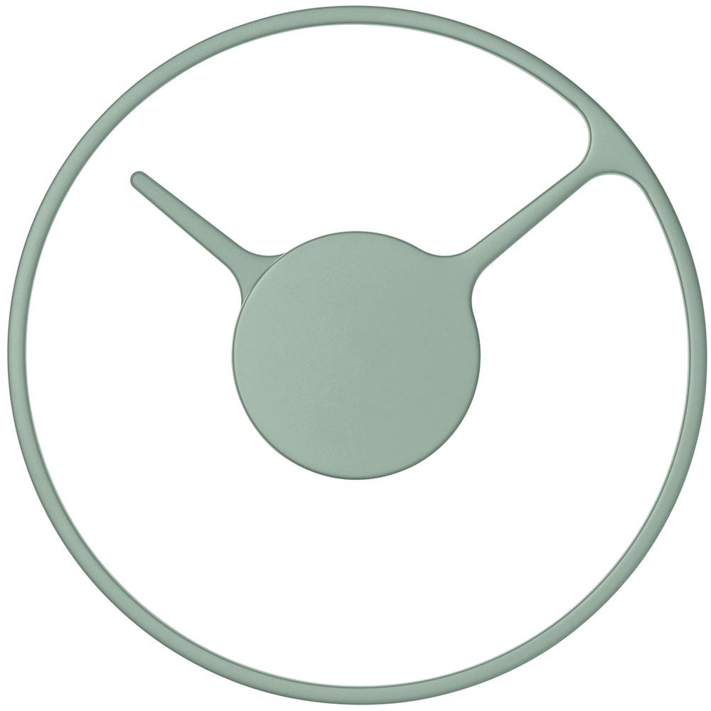 Stelton Time Väggur 22 cm – grå
