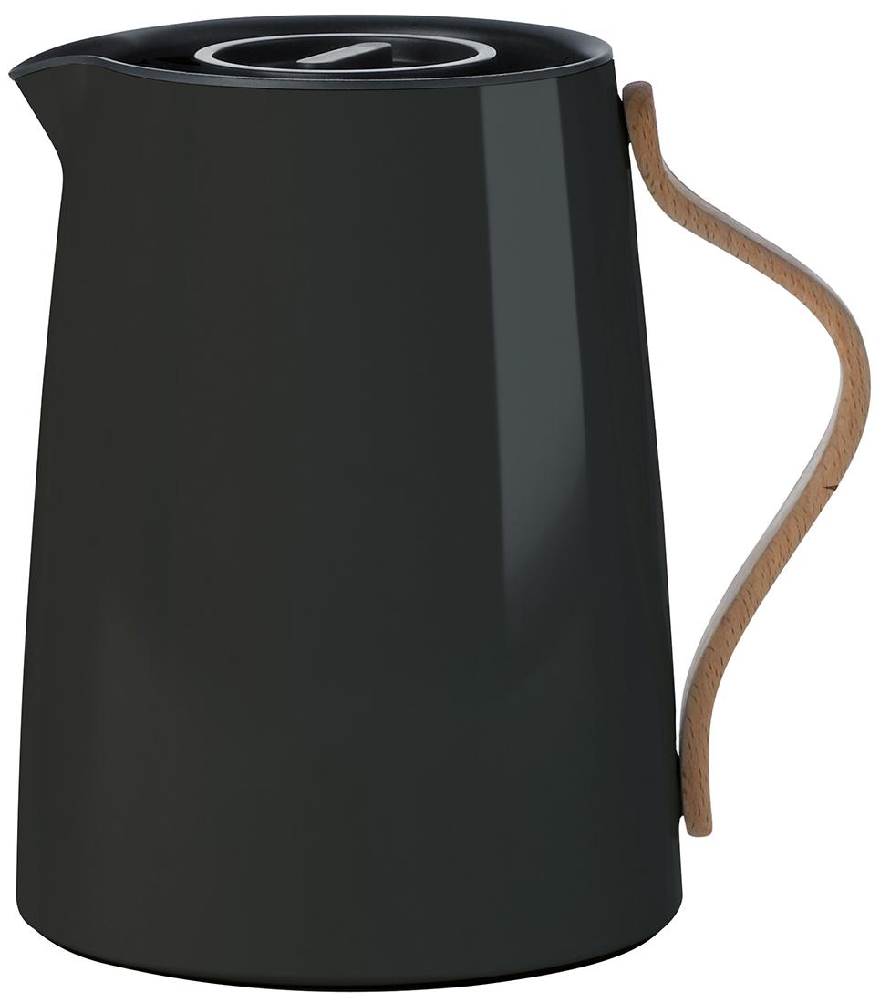 Stelton Emma termoskanna – te 1 liter – svart