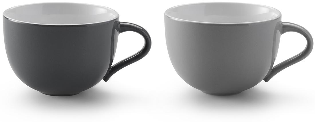 Stelton Emma kopp, 2 st - grå
