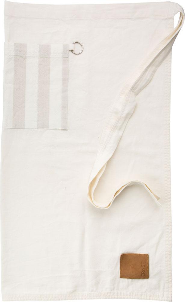 ERNST Förkläde Off-White