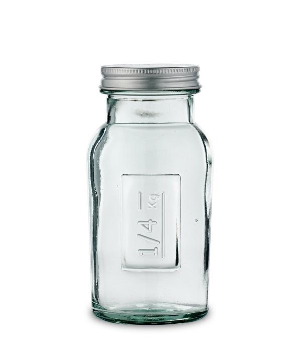 Förvaringsglas 025 L Antique