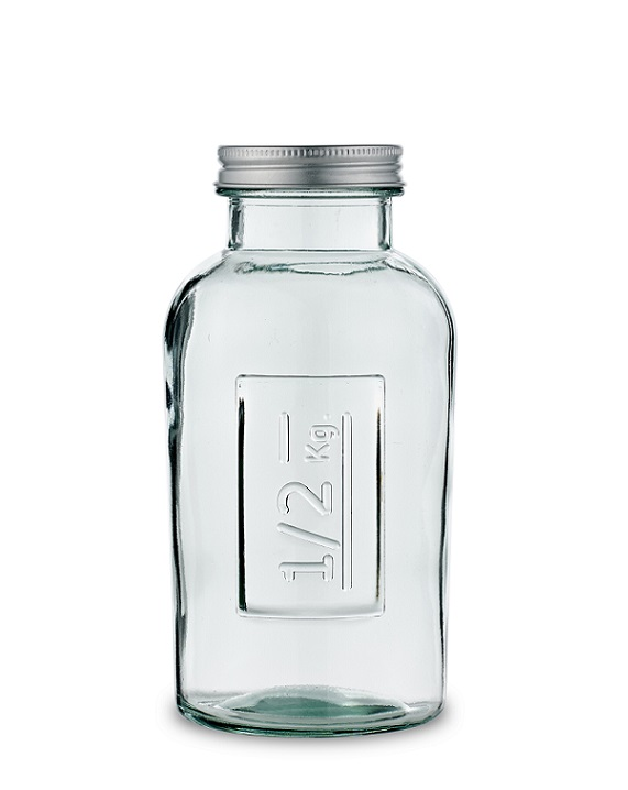 Förvaringsglas 05 L Antique