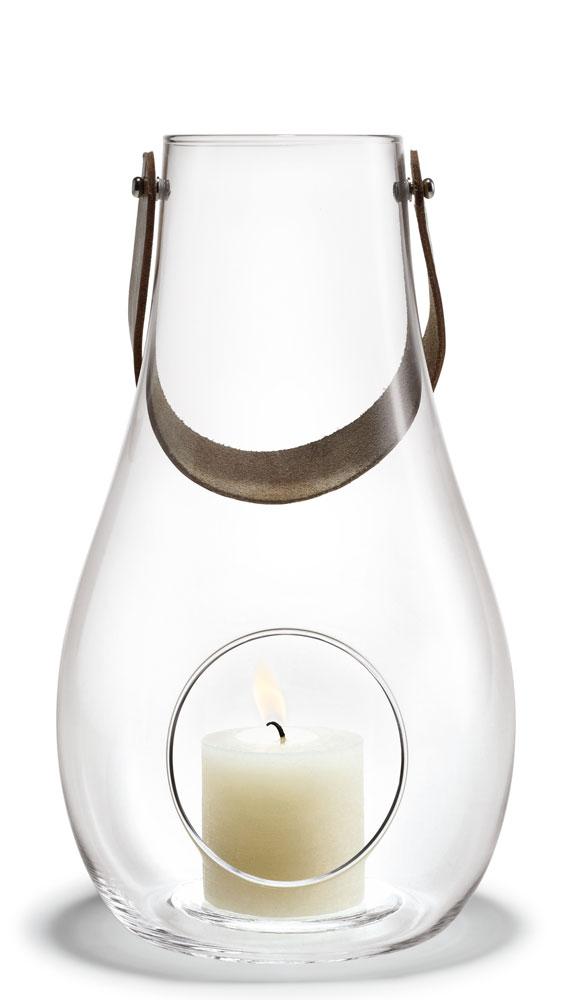 Holmegaard DWL Lanterna 29 cm