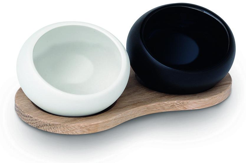 Rosendahl Salt- och pepparkar porslin
