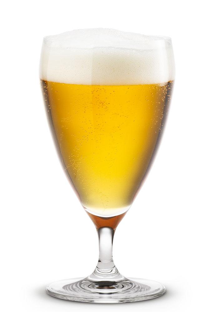 Holmegaard Perfection Ölglas
