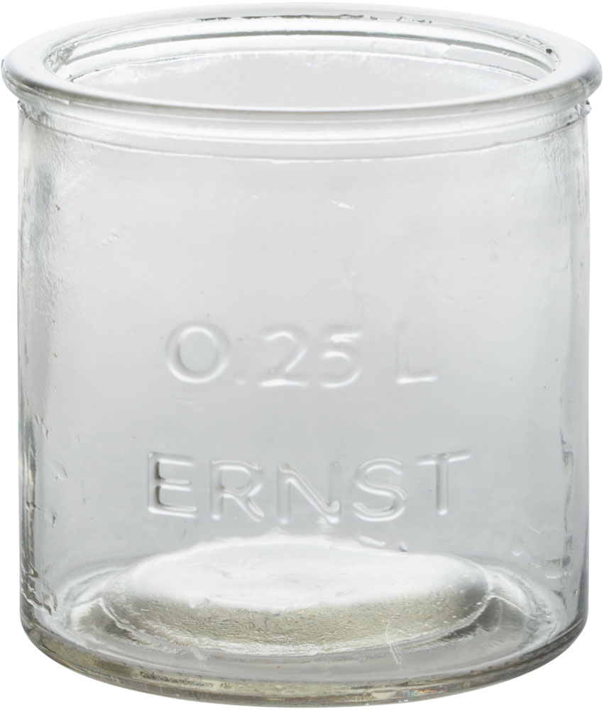 ERNST Glaskruka 0,25 Liter