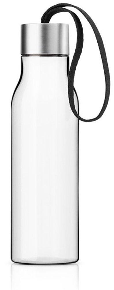 Eva Solo Dricksflaska 05 Liter Svart
