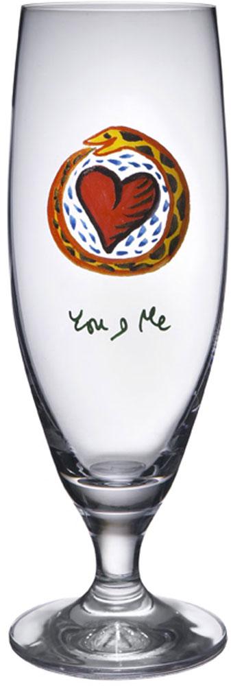 Kosta Boda Friendship Ölglas You And Me 50 cl