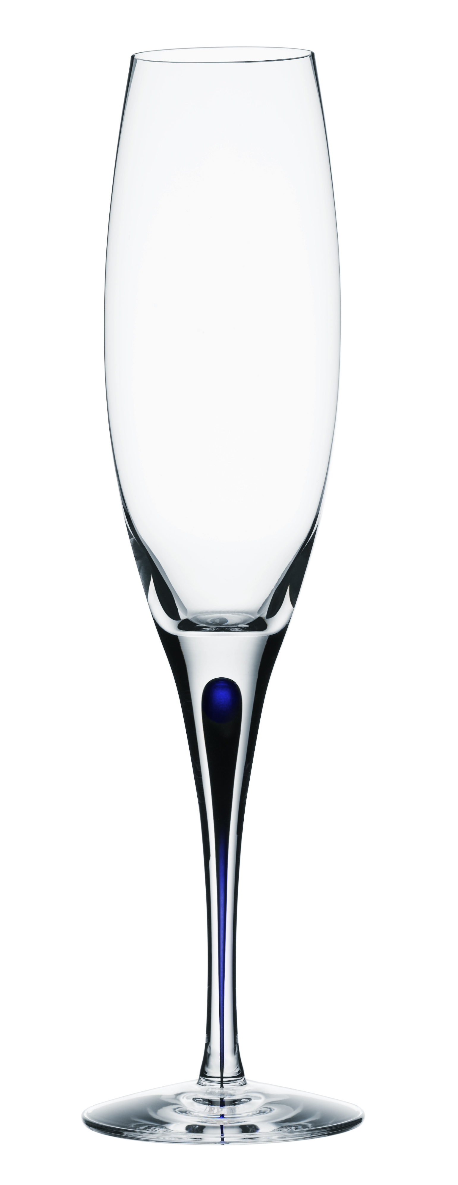 Orrefors Intermezzo Blå Champagne 26 cl