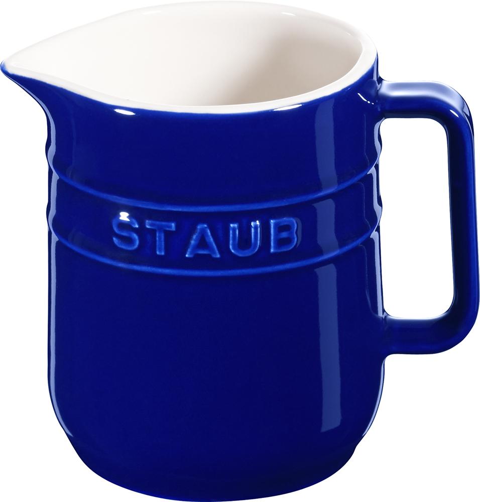 Staub Gräddkanna 025 liter Blå