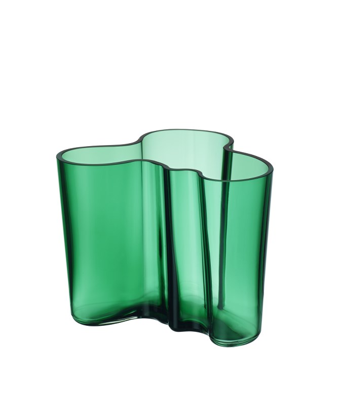 Iittala Aalto Vas 120 mm Smaragd