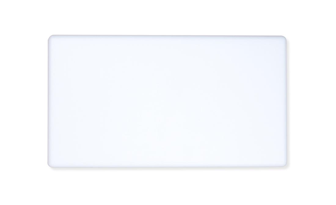 Kockens Proffsskärbräda Plast 2x25x45cm