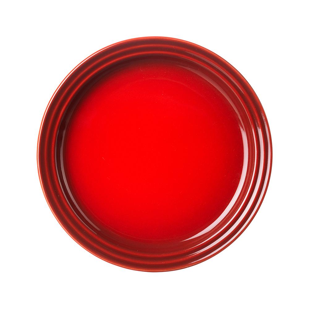 Le Creuset Desserttallrik 18 cm Röd