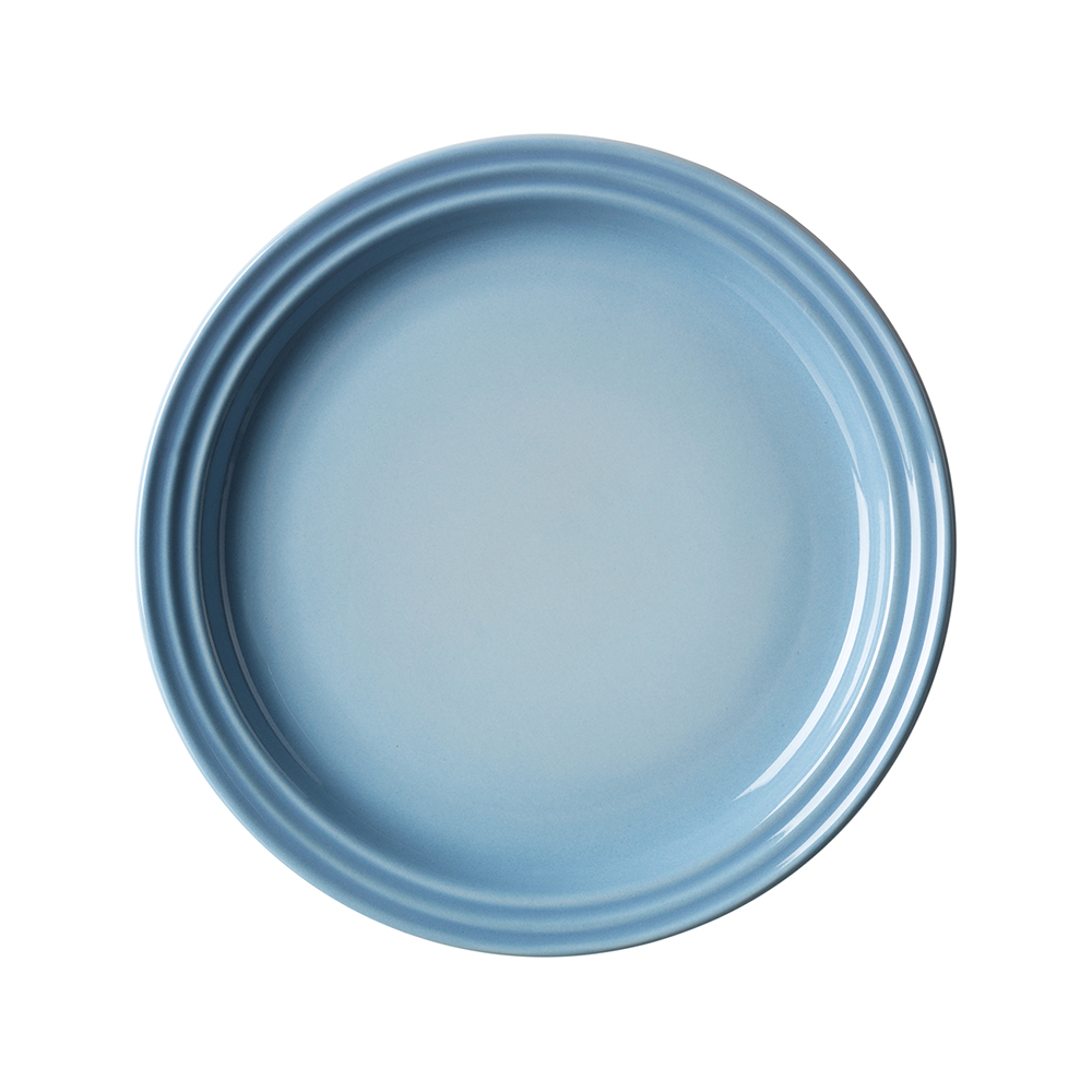 Le Creuset Tallrik 18 cm Coastal Blue