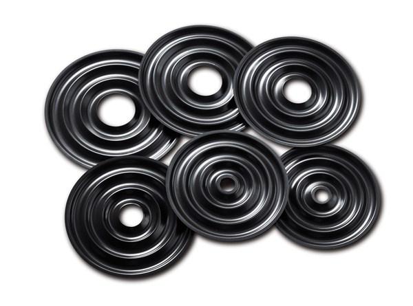 Kranskaksformar 18 ringar