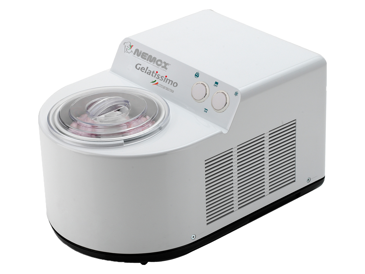 Nemox Gelatissimo 17L – Kompressor